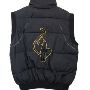 Baby Phat Vintage Puffer Vest. Size Large